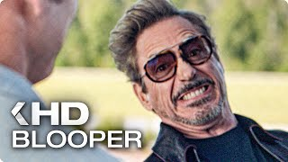 AVENGERS 4: Endgame All Bloopers & Bonus Clips (2019)