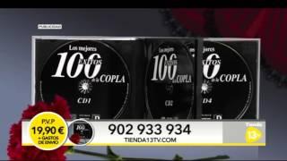 Spot promoción - 100 exitos de la Copla (1) - Tienda 13TV