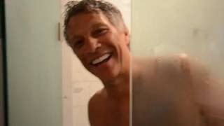 Jon Bon Jovi in the Shower!