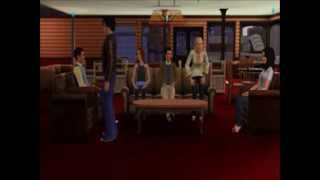 Sims 3 Music Video - The Tokens  The Lion Sleeps Tonight Featuring Friends