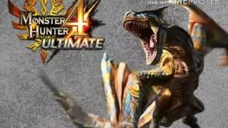 Monster Hunter 4 Ultimate | Main Theme