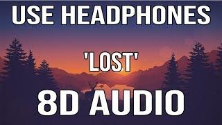 Illenium - Lost (ft. Emilie Brandt) | 8D Audio