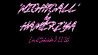 Kavinsky - 'Nightcall' by Hamerzya (Live at Sidewinder Bar)