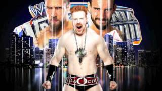 WWE Wrestlemania 28 Official Theme Song Invincible (Feat. Ester Dean) Machine Gun Kelly