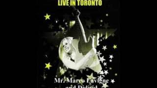 Avril Lavigne DVD The Best Damn Tour Girlfriend Remix