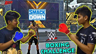 FreeFire   We Did Boxing Challenge In Rank Match    Someone Got Injured 🤕    Live Reaction