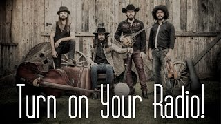 o Bardo e o Banjo - Turn on Your Radio!