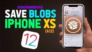 Jailbreak iOS 12: Prepare to Save iPhone XS Max & XR iOS 12.1.1 beta 3 A12 SHSH2 Blobs!! (TUTORIAL)