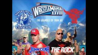"WWE Wrestlemania 28 Theme song ""Invincible"" + Download Link"