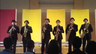 Flight of the Bumblebee (Saxophone Sextet)