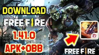 Download Garena Free Fire 1.41.0 APK+OBB | Free Fire Spooky Night Mode | Free Fire Latest Update