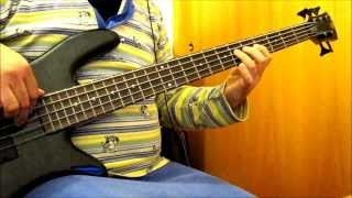 Donna Summer - She Works Hard For The Money Bass Cover