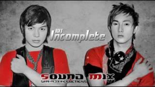 Sam Mangubat feat. MJ Magno | Incomplete (Audio Cover)