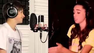 Mara feat Alexandru Grindvoll  -Popular Song ( cover by Mika feat Ariana Grande )