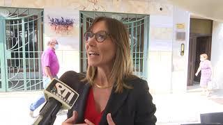 CROTONE: YLENJA LUCASELLI A SOSTEGNO DEL CENTRODESTRA