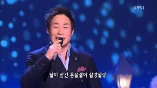 류기진 무너진 사랑탑 가요무대 2013 1 21