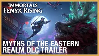 Immortals Fenyx Rising DLC \'Myths of the Eastern Realm\' now available