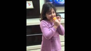 Gabriela dublando luan santana conto de fada