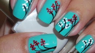 nail art choose joy inspired decoracion de uas