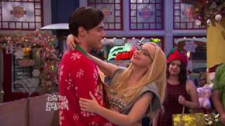Liv & Maddie - 4x06 - Cali Christmas-A-Rooney: Rooney's & Diggie (Maddie: Best present ever)
