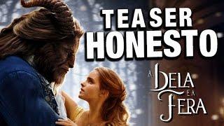 Teaser Honesto - A Bela e a Fera 2017 - Legendado