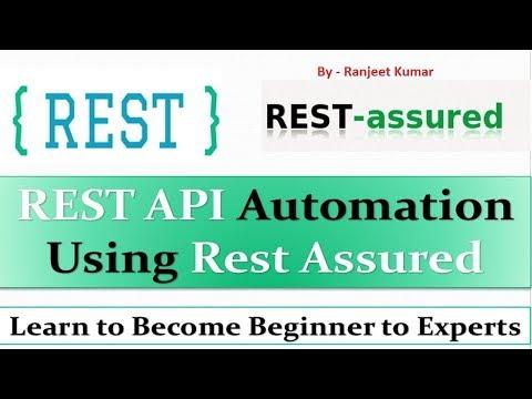 Download thumbnail for Rest Assured Tutorial For REST API