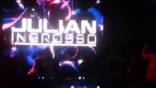 Julian Ingrosso at Playhouse Club in Hollywood, CA