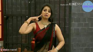 Hot bhabhi armpits in sleeveless saree width=