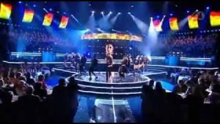 Eric Saade feat. Dev - Hotter than fire (LIVE fotbollsgalan 2011)