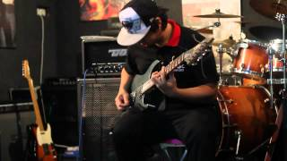 BEGC Guitar Fest 2012 - CORA amp review