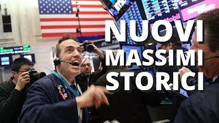 Nuovi massimi per il Nasdaq: Amazon e Tesla sempre più in alto