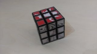 Un cubo per il mio compleanno!!!