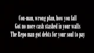 Natalia Kills - Daddy's Girl (Lyrics)