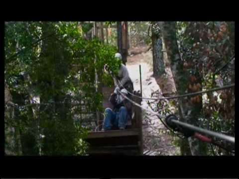Tsitsikamma Canopy Tours (1st part)