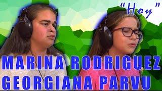 Marina Rodriguez & Georgiana Parvu - Hoy ( Cover )