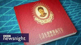 Chairman Mao and John McDonnell's Little Red Book - Newsnight