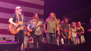 Willie Nelson & Family Live - Willie Nelson's 4th of July Picnic 2017 (part 5)
