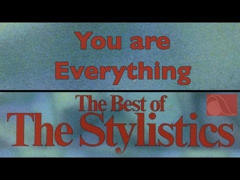 the-stylistics-you-are-everything-amherst-records