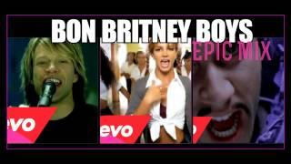 """Bon Britney Boys"" EPIC mashUP"