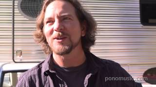 Eddie Vedder - The Pono Experience