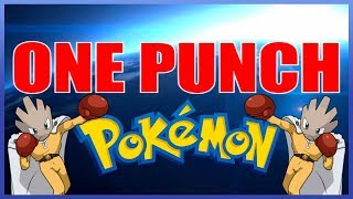 ONE PUNCH POKÉMON - AMV Parody | JAM Project - THE HERO !! - One Punch Man Opening Theme