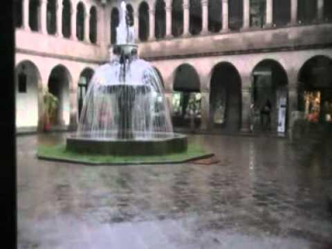 Viaje por Sudamerica di Giacomo Sanesi. Cuzco (PER). 01712 – museo arte contemporaneo