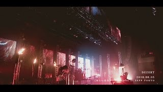"DEZERT""【楽しい食卓ツアー】FINAL at Zepp Tokyo"" Trailar"