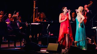 Pink Martini (with singers China Forbes & Storm Large) - Get Happy/Happy Days width=