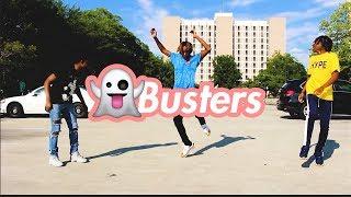 "Trippie Redd & XXXTentacion ""Ghost Busters"" Feat. Ski Mask The Slump God (Official NRG Video)"