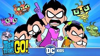 Teen Titans Go!   Robins VS. Silkies   DC Kids