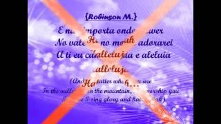 Hallelujah Lyrics (English/Portuguese)