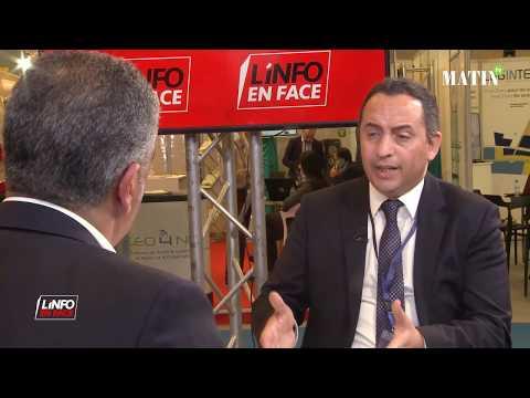 Video : L'info en Face en direct du Logismed : Enjeux logistiques et compétitivité de Tanger Med