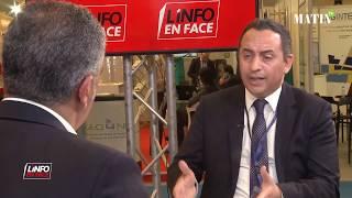 L'info en Face en direct du Logismed : Enjeux logistiques et compétitivité de Tanger Med