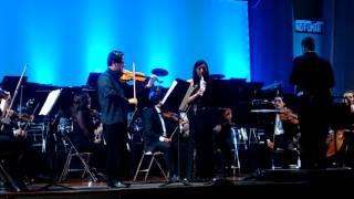 Concierto doble de Bach, violin y oboe. Re menor BW1060